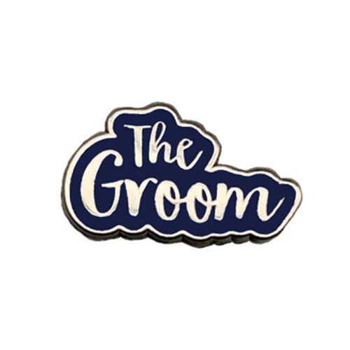 The Groom (Navy)