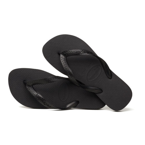 Havaianas Top Unisex Black Wedding Flip Flops Gift