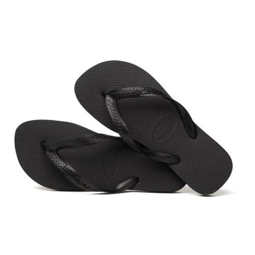 Havaianas Top Unisex Black Wedding Flip Flops Gift