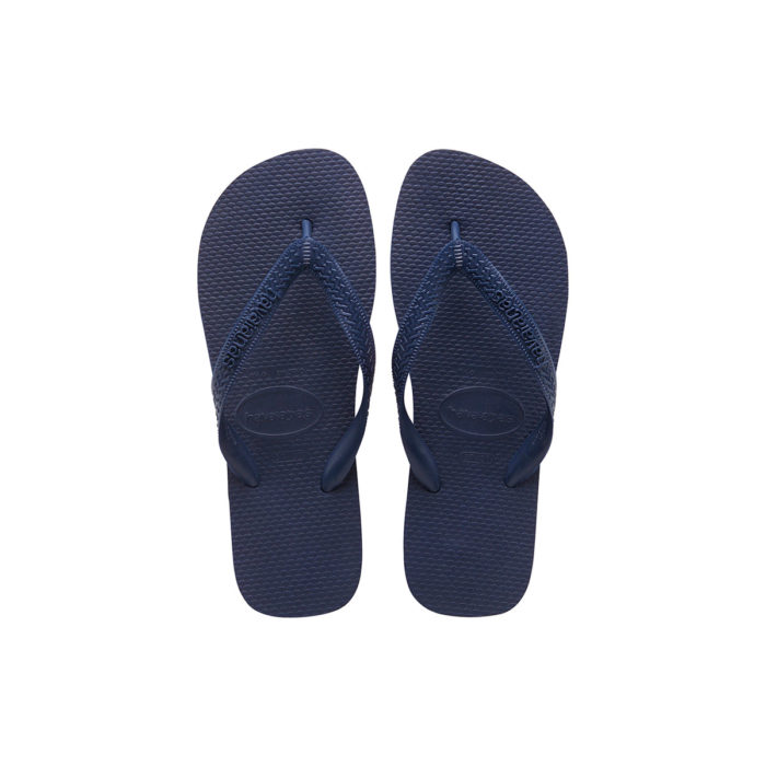 Havaianas Top Unisex Navy Flip Flops Wedding Gift
