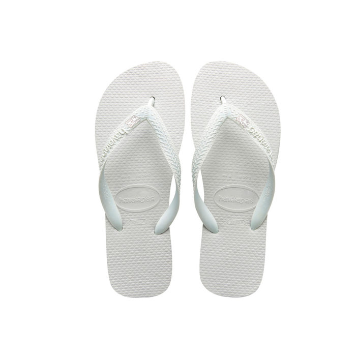 Mother of the Groom Silver Charm Havaianas Top White Wedding Gift