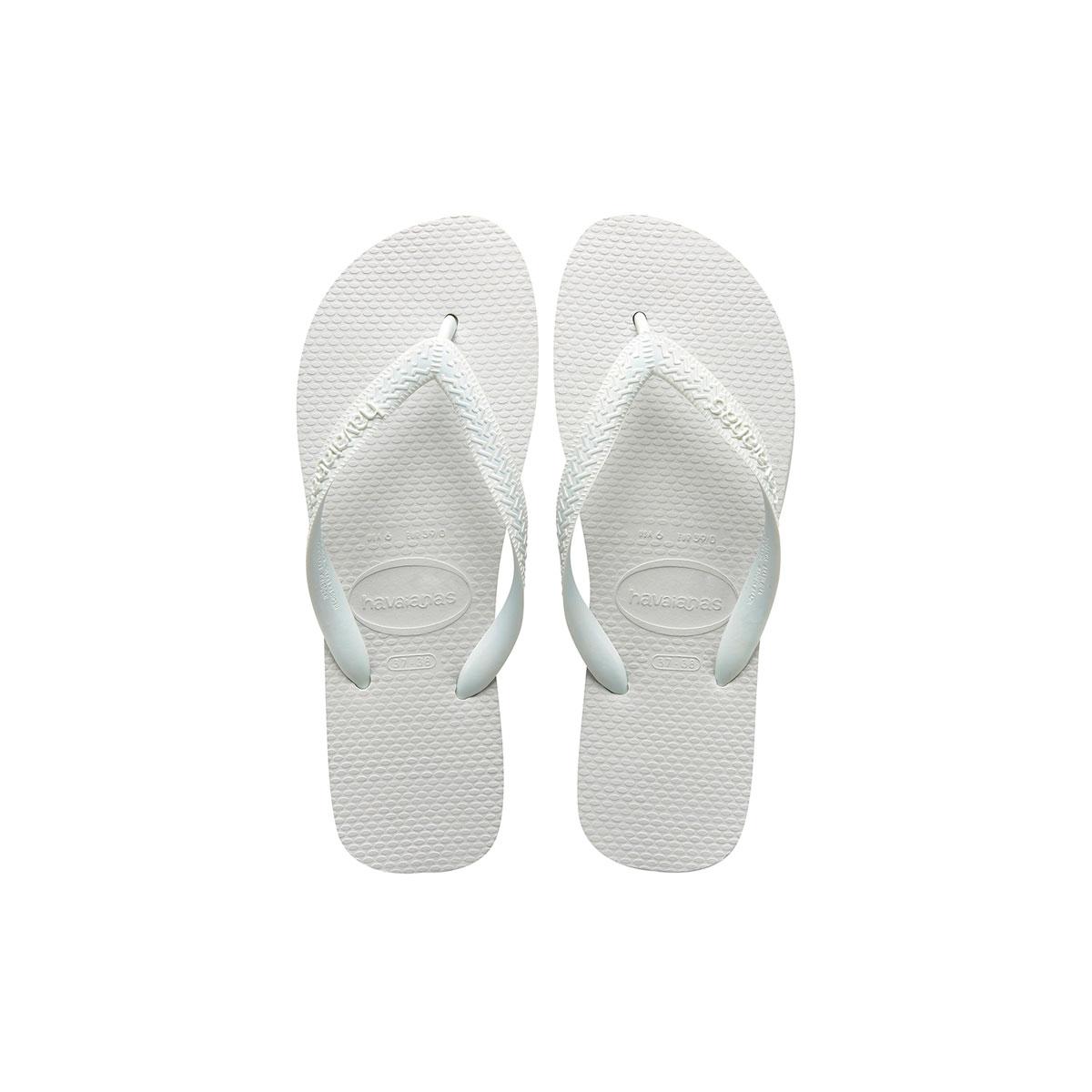 Havaianas White Top Unisex Flip Flops Wedding Gift