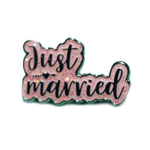 Just Married (Pink)